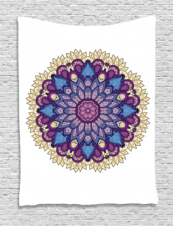 Floral Ornament Nature Tapestry