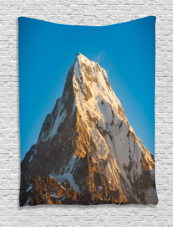 Himalaya Mountains Tapestry