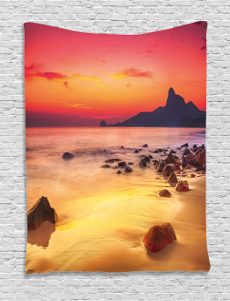 Mystic Sunrise over Sea Tapestry