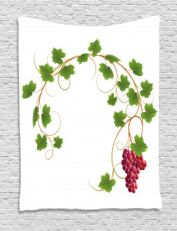 Cluster Ivy Fresh Tapestry