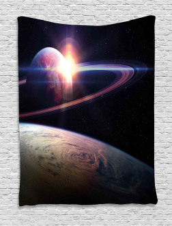 Massive Planets Cosmo Tapestry