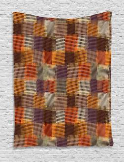 Digital Grunge Design Tapestry
