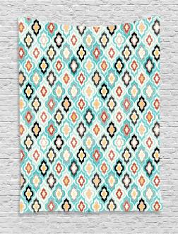 Ottoman Heraldic Style Tapestry