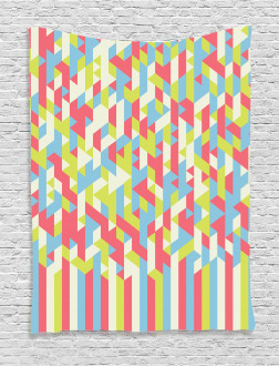 Psychedelic Gradient Tapestry