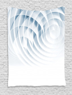 Futuristic Digital Tapestry