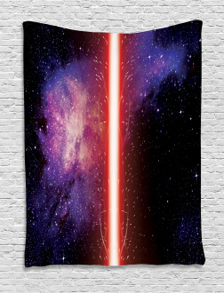 Fantastic Space Theme Tapestry