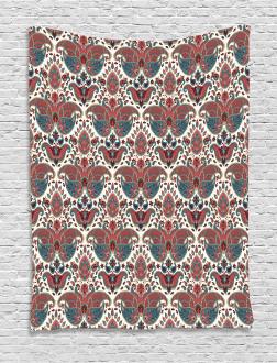 Oriental Ethnic Persian Tapestry