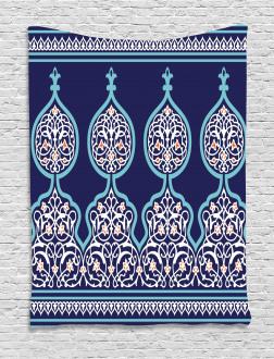 Mystic Oriental Design Tapestry