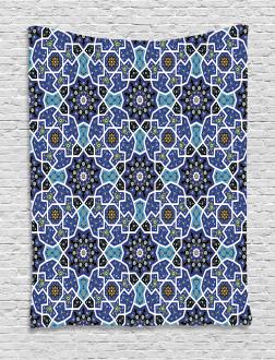 Persian Gypsy Design Tapestry