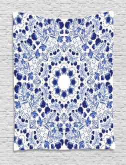 Ethnic Oriental Boho Tapestry