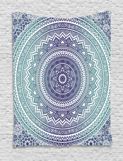 Ombre Boho Tapestry