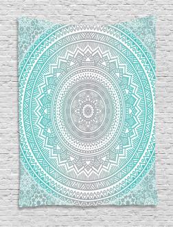 Tribe Mandala Zen Tapestry