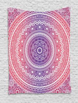 Ethnic Mandala Tapestry