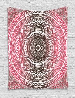 Ombre Zen Ethnic Tapestry