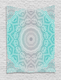 Ombre Ethnic Tapestry