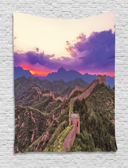 Landscape Asia Tapestry