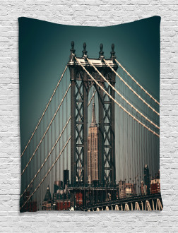 Buildings Cityscape Tapestry