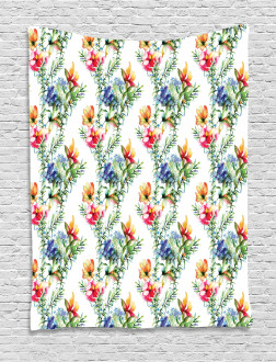 Shabby Chic Lilacs Tapestry