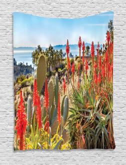 Desert Mountain Photo Tapestry