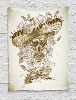 Spanish Dead Hat Tapestry