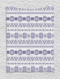 Mexico Aztec Ethnic Boho Tapestry