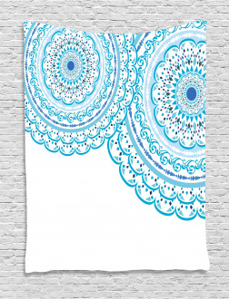 Wedding Invitation Lace Tapestry