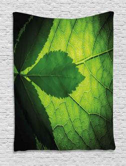 Brazilian Tree Leaf Eco Tapestry