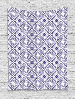 Art and Craft Flower Tapestry