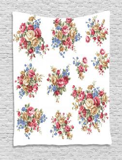 Romance Love Wedding Tapestry