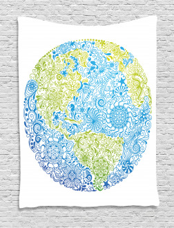 Climate Change Tapestry