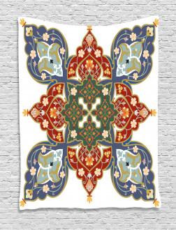 Turkish Ottoman Arabic Tapestry