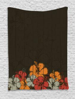 Hawaiian Romantic Tapestry