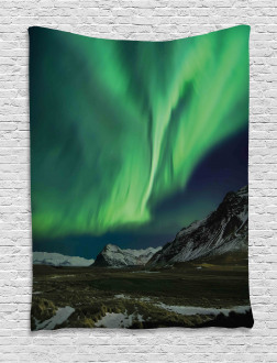 Polaris Mountain Tapestry