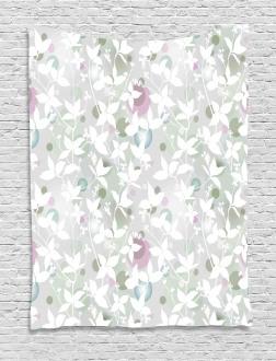 Vintage Seamless Pattern Tapestry