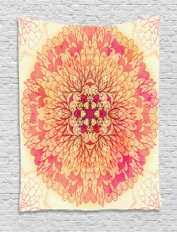 Lively Flora Tapestry