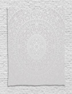 Oriental Design Tapestry