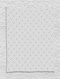Minimalist Lines Tapestry