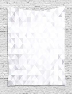 Artsy Geometric Tapestry