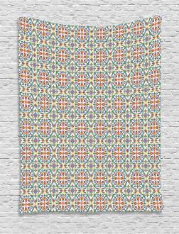 Spanish Ornamental Tapestry
