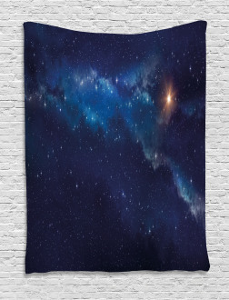 Deep Space Universe Image Tapestry