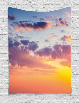 Tranquility Idyllic View Tapestry