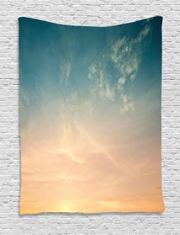 Horizon Summer Time Photo Tapestry