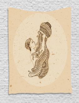 Ethnic Vintage Tapestry