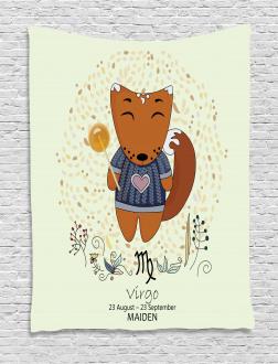 Horoscope Design Tapestry