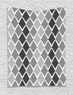 Geometric Ombre Tapestry