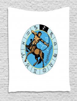 Greek Centaur Tapestry