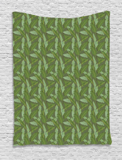 Overlapping Trees Tapestry