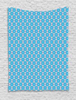 Circles Gender Symbols Tapestry