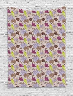 Papillon Butterflies Tapestry