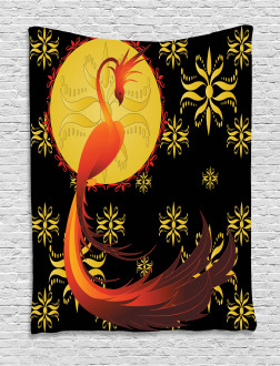 Phoenix and Foolmoon Tapestry